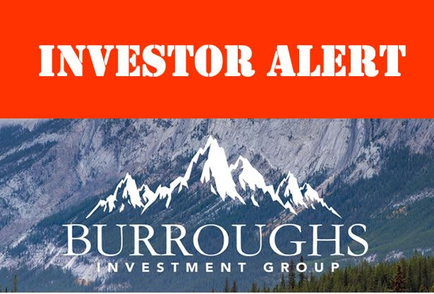 Chad Burroughs and Burroughs Investment Group