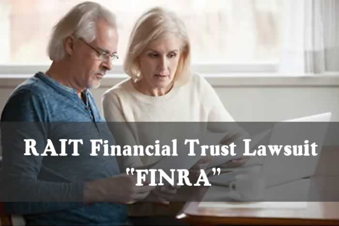 "RAIT Financial Trust Lawsuit ""FINRA"""